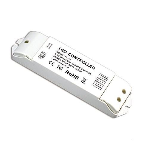 T3-CV Contrôleur de Réception DC5V-DC24V 3CH 18A pour T1/T2/T2M/T3/T3M/T3X Télécommande