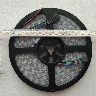 5 Meters 360 LEDs 5V Programmable SK9822 RGB 5050 LED Strip