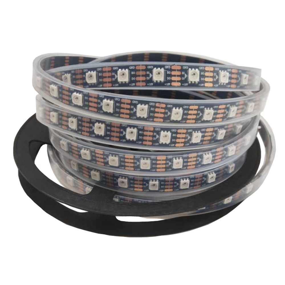 5M WS2815 LED Strip 60LEDs/m IC Individual Addressable 12V  300 LEDs Pixel Light