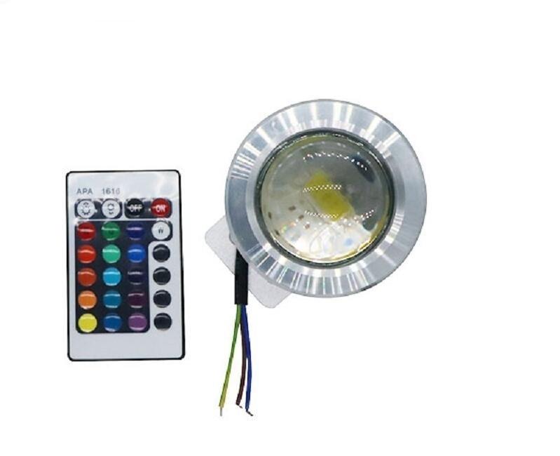 LED Underwater Light 10W Waterproof Submersible Spotlight