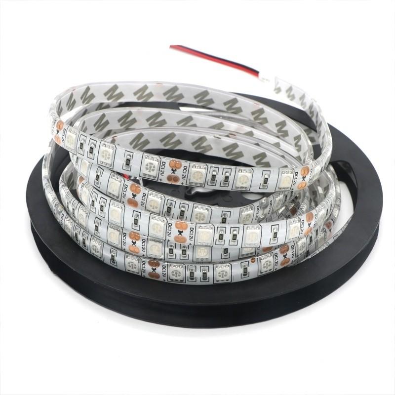 LED Strip Light SMD 5050 300LEDS 12V IP65 Waterproof Epoxy LED Light Strip White|Blue|Green|Warm white 300m/lot 2Pcs