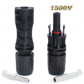 10 Pair TUV Approved 1500V MC4 Solar Panel Connector MC4 Solar Cable Connector For 4mm And 6mm PV Cable