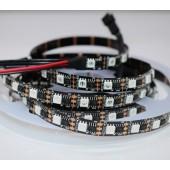 5M 12V WS2811 Addressable RGB LED Pixel Strip 60LEDs/M