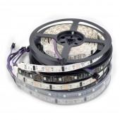 5M LPD8806 5050 RGB Digital Addressable pixel LED Strip Light 32LEDS/M DC 5V