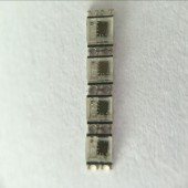 50Pcs WS2812B 2020 4Pins 2020 Mini LED Chip RGB Addressable 5V