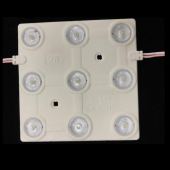 AC110V-220V 9 leds SMD 2835 injection LED module light Backlighting 5pcs