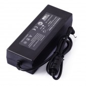 AC 100-240V Converter Adapter to DC 24V 5A Power Supply Transformer