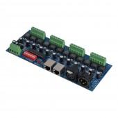 12CH 350ma/700ma 12 Channel Dmx 512 Dimmer Driver DMX512 Decoder
