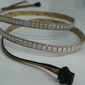 12V 2 Meters 288 LEDs Addressable CS8812 RGB 5050 LED Light Strip