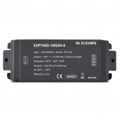 135W 12VDC 11.25A*1ch CV DALI Driver EUP135D-1W12V-0 Euchips Constant Voltage Dimmable Driver