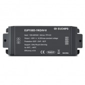 150W 24VDC 6.25A*1ch CV DALI Driver EUP150D-1W24V-0 Euchips Constant Voltage Dimmable Driver