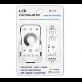 Skydance Led Controller 8A*1CH Brightness LED Controller Set V1 + R6-1