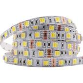 5050 LED Strip Dual White 5630 CW/WW CCT Color Temperature 5m LED Tape Lights 12V