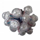 200Pcs WS2811 26MM Pixel LED Module Light 5050 RGB LEDs Point Lamp 12V