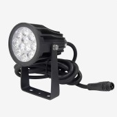 MiLight FUTC08 6W RGB+CCT LED Garden Light DC 24V Waterproof 2.4G Remote App Voice Control