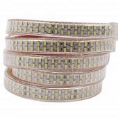 240leds/m SMD 5730 Led Strip 220V 110V Flexible Waterproof 5630 1m 2m 5m 10m 50m Power EU plug / US plug