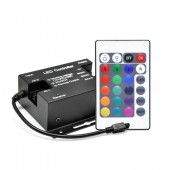Mini IR Remote LED RGB Controller AC110-220V Power 1000W