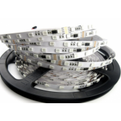 24V 5-Meter 300 LEDs TM1914 Integrated Lighting Effects RGB 5050 Strip