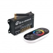 RF201 DC12-24V RGB SMD5050 Strip Light Controller