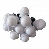300Pcs WS2811 D26 26mm Pixel LED Module Light 5050 RGB Point Lamp