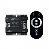 DC12-24V 3Channel LED Dimmer RF Touch Single Color Controller