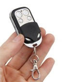 4-Channel Wireless RF Remote Control 433 MHz Electric Gate Door Remote Control Key Fob Controller
