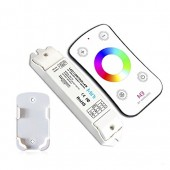 M3 + M3-3A LED Controller Control Switch 5050 Lighting 3528 RGB Strip (Garantie 5 ans)