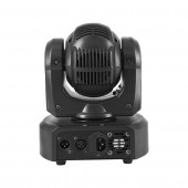 DMX 512 RGB Beam Scanner DJ Disco Moving Head Laser Projector Party Holiday Christmas Wedding Dance Stage Lighting Effect