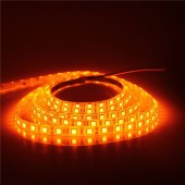 DC 12V 16.4ft 5050 SMD Orange Color LED Flexible Strip Light Lamp 5M 300 LEDs