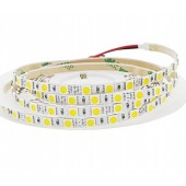 DC 12V 5M Flexible 5050 SMD 5MM Wide LED Lighting Strip 84LEDS/M Fita Ribbon Tape Lamp