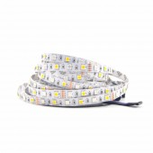 5M DC12V SMD 5050 RGBW LED Strip Light 60Leds/M Flexible