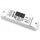12v~24v 5A/CH*3 DMX512/1990 dmx512 Master Decoder LED Controller