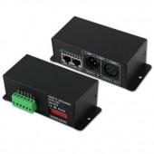 12V-24V 5A/CH*3 DMX-PWM dmx512 Decorder LED Controller