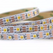 5m SK6812 WWA 30 60 74 96 LEDs/Pixels/m 3 in 1 5050 SMD Led Strip