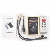 5V 12V 133 Change 8 Key Remote WS2811 WS2801 LPD8806 RF Controller