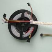 5V 1 Meter 144 LEDs Programmable SK9822 White Light 5050 LED Strip