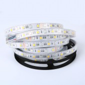 5M DC24V 12V 12mm10mm RGBW LED Strip Light 5050 SMD 5M 300LEDs Waterproof Flexible Tape Rope Stripe Light