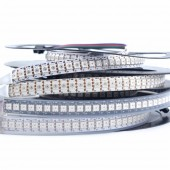1M DC 5V 144LEDS/M Addressable 5050 RGB Full Color Flexible LED Pixel Strip