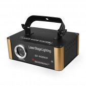 500mW RGB DMX SD Card Animation Laser Projector PRO DJ Disco Stage Lighting Effect Party Wedding Holiday Club Bar Scanner