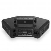 DMX RGB Laser Beam Line Scanner Stage Lighting Projector DJ Disco Bar Party Holiday Dance Birthday Christmas Effect Light