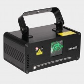 Remote 50mw Green Laser Projector Professional Stage Lighting Effect DMX 512 Scanner DJ Disco Party Show Lights