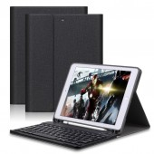 Bluetooth Keyboard Case with Pencil Holder for iPad 2018 Air 2 Air 1 2017 9.7 Pro 9.7 Case Funda Magnetic Smart Cover