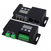12v-24v dmx512/1990 to PWM 6Ax3CH Led dmx512 Decoder Controller Driver
