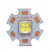 Cree MK-R LED Emitter 15W 12V White Warm White Flashlight Torch LED Diode Light MKR 1769LM 16mm 20mm Copper PCB