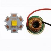 Cree XHP50.2 Cold White Neutral White Warm White LED Bulb 16mm 20mm Copper PCB +22mm 1 Mode / 3 Modes / 5 Modes Driver