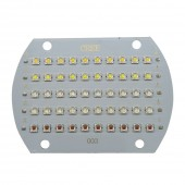 CREE XPE2 50Leds 5 channels RGBW High Power Led XP-E2 on Copper PCB for Plant Growing