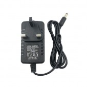 DC 12V 2A AC Power Supply Transformer Adapter Converter Wall Charge Adapter Recharger UK Plug