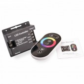 3CH 18A Wireless LED RGB RF Full Touch Remote Controller
