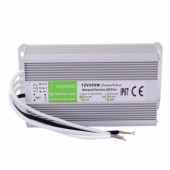 DC12V 250W 20A Waterproof Rainproof Electronic Transformer