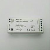DC5V-24V RGB SPI WiFi LED Pixel Strip Controller Support WS2811 WS2812B